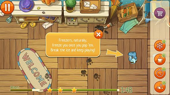 Poplings Free Arcade Mobile Game