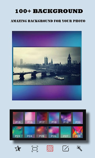 Square Fit Size -  Collage Maker Photo Editor screenshot 8