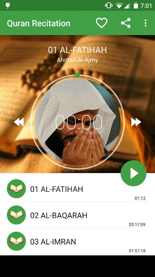 Quran - URDU / HINDI Translate- screenshot