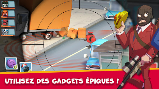 Télécharger Snipers vs Thieves APK MOD 1