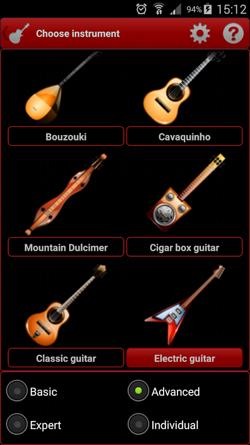 Smart chords tools guitar android apps on google play for Are smart scales worth it