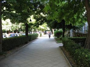 Photo: Street of Corfu