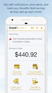 screenshot image - Prescription Discount Card Reviews