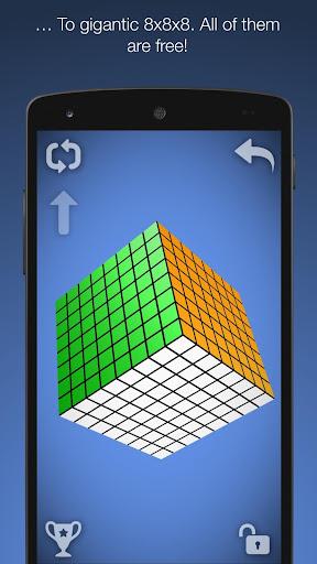 Magic Cube Puzzle 3D 1.13.1 screenshots 4