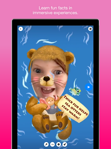 Facebook Messenger Kids screenshot 14