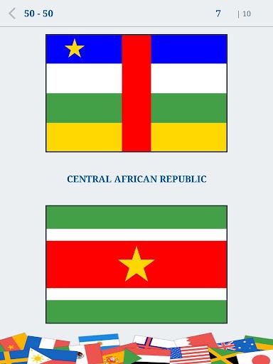 The Flags of the World u2013 Nations Geo Flags Quiz 4.9 screenshots 12
