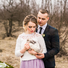 Wedding photographer Vladimir Zolotarev (89205718778). Photo of 02.04.2017