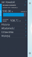 Screenshot of PeoPay