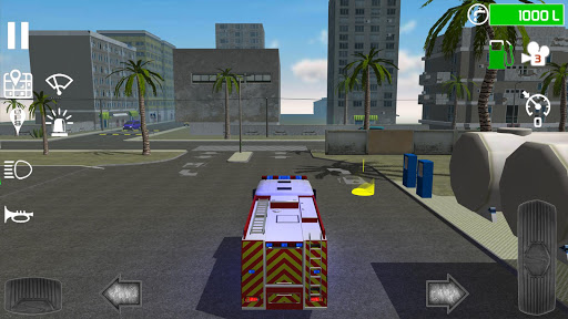 Fire Engine Simulator 1.1 screenshots 6