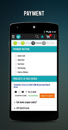 ShopClues 2.1.35 screenshot 33133