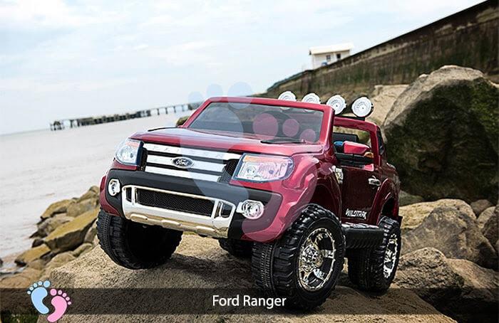 Ô tô điện trẻ em 2 chỗ ngồi Ford Ranger 7