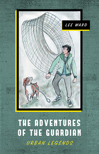 The Adventures of The Guardian cover