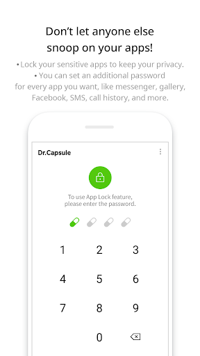 Dr.Capsule - Antivirus, Cleaner, Booster screenshot 3