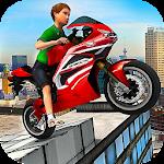 Kids MotorBike Stunt Rider 3D Icon