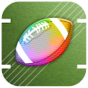 Rugby Ball - Color Switch icon