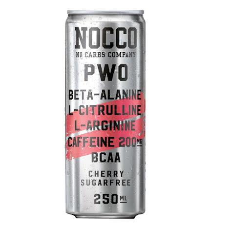 NOCCO PWO 250ml - Cherry
