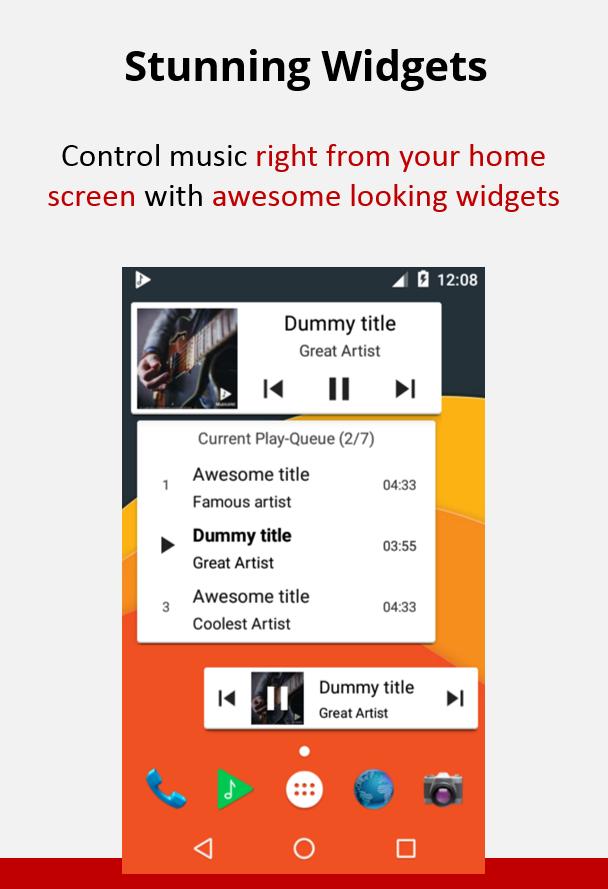 Musicolet - Music Player [Offline, Free, No ads]