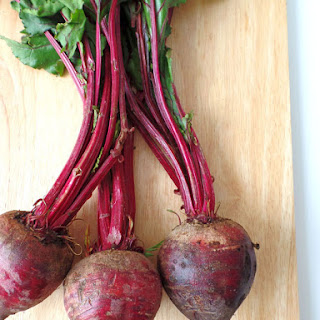 Toaster Oven Roasted Beets
