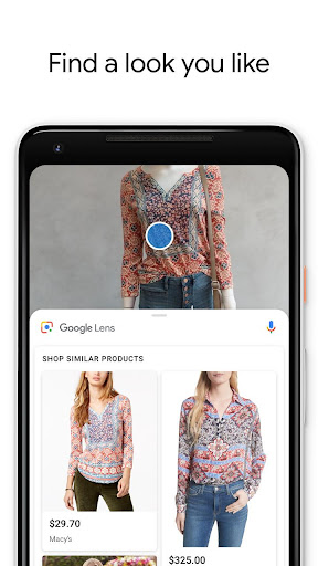Screenshot for Google Lens in United States Play Store