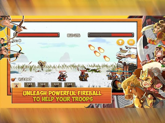 Dynasty Kingdom Civil War - screenshot