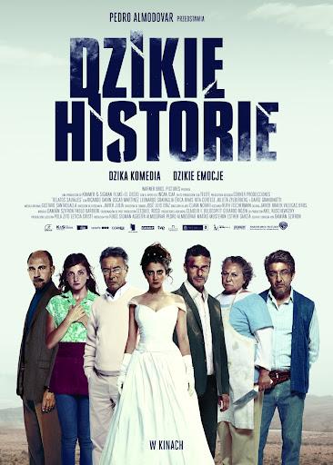 Polski plakat filmu 'Dzikie Historie'