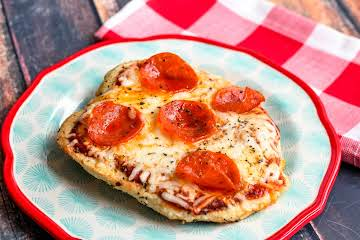 Air Fryer Pizza Chicken