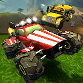 Crash Drive 2 - Racing 3D game