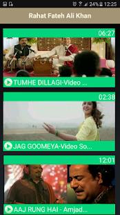 Best Video Songs By RFAK screenshot