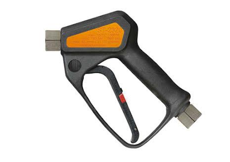 Spylepistol for høytrykk