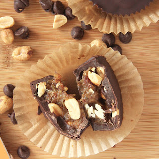 Three Ingredient Snickers Cups Recipe
