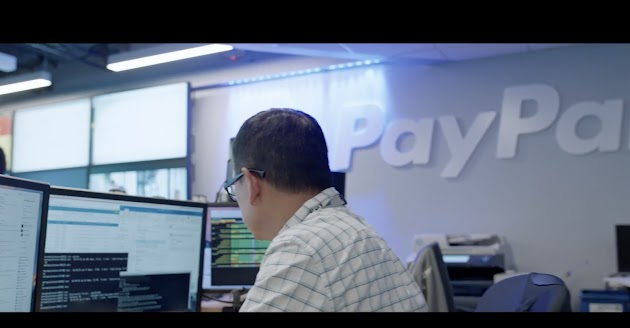 PayPal is not just a payments utility.  Through use of Google Cloud's artificial intelligence and machine learning, they are able to provide enhanced and customized experiences to customers and merchants even faster.