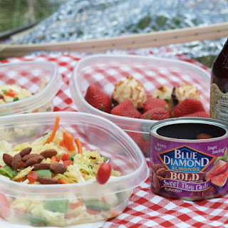Savoy Jicama Slaw Salad.