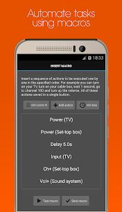 Galaxy Universal Remote APK 7