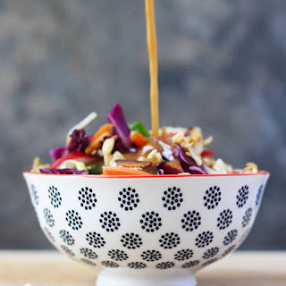 Easy Asian Slaw Recipe With Ramen
