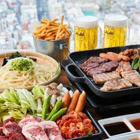 地上300mの超絶景!日本一高い超高層ビル「あべのハルカス」で本格BBQと飲み放題が楽しめるビアガーデン誕生