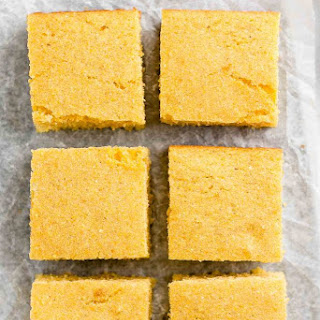 Healthy Buttermilk Cornbread.