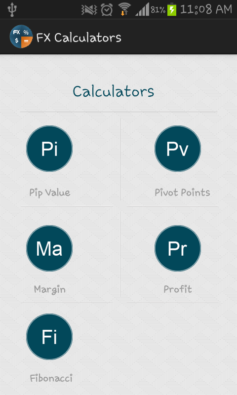 Go forex pip calculator