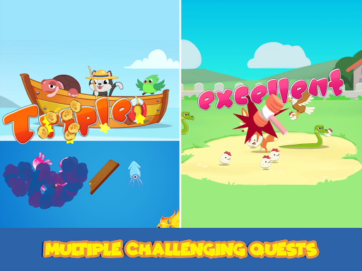 Pet House - Little Friends apkpoly screenshots 8