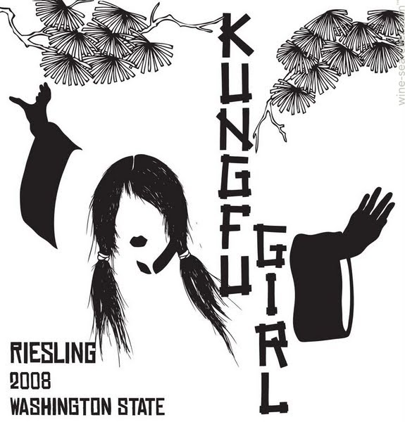 Logo for Charles Smith Kung Fu Girl Riesling