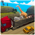 Zoo Animal Transport Truck APK