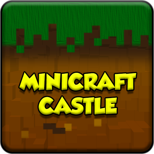 MiniCraft Castle Building