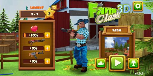Farm Clash 3D - Reckless PvP Shooter ss1