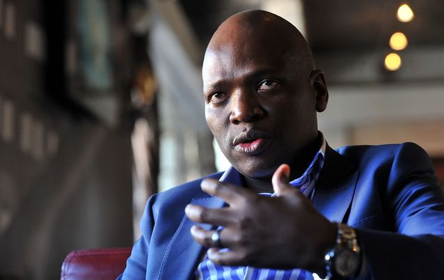 Hlaudi Motsoeneng. Picture: GALLO IMAGES