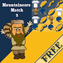 Mountaineers Match 3 icon