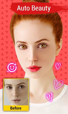 Ace Camera - Photo Editor, Collage Maker, Selfie - screenshot