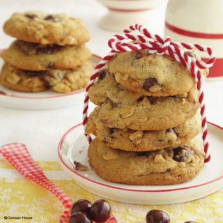 Espresso Bean Cookies