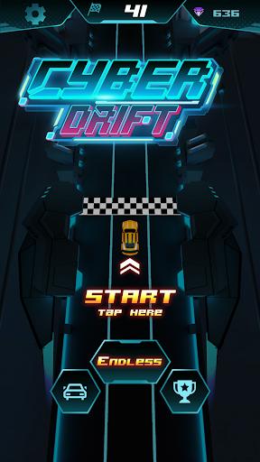 Cyber Drift screenshot 1