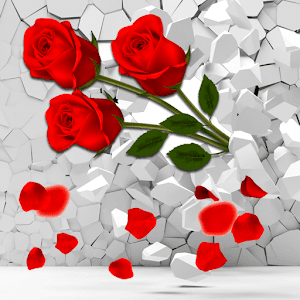 3D Rose Dream Love for PC and MAC