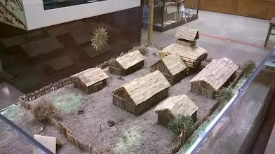 Photo: Calhoun County Museum Port Lavaca La Salle exhibit