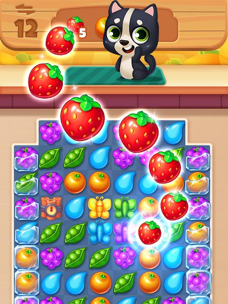 Farm Fruit Harvest screenshot 1